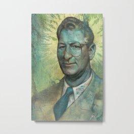 Saint Thomas Metal Print
