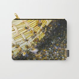 Bees! Carry-All Pouch