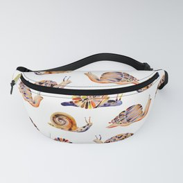 Snail Collection Fanny Pack