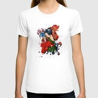 geisha T-shirts featuring Geisha by Spooky Dooky