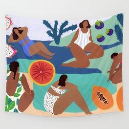 Fruity Bay Wall Tapestry