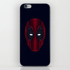 DEADPOOL/The Merc With The Mouth iPhone & iPod Skin