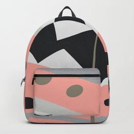 Flying ,Falcon, old, modern Backpack