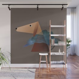 Animaligon - Dog Wall Mural