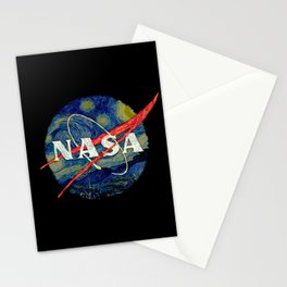 Starry Nasa Stationery Cards