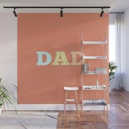 Dad Things Wall Mural