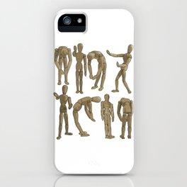 Woodys iPhone Case
