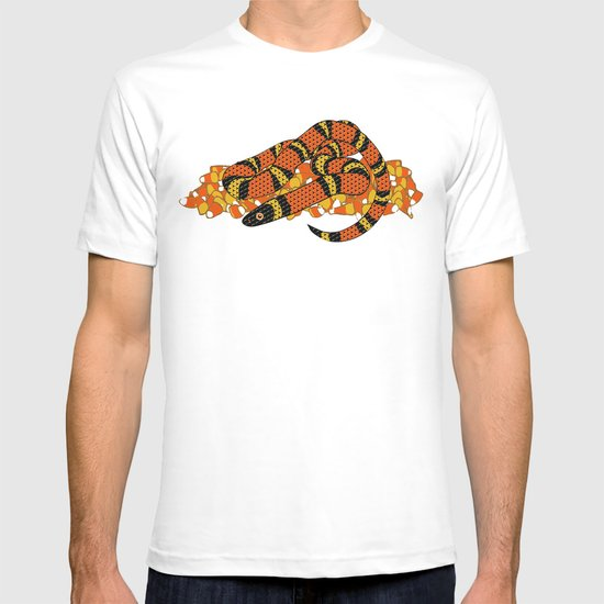 Mexican Candy Corn Snake T-shirt