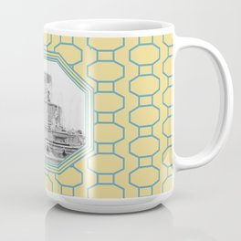 Detroit, Michigan_Scott Fountain_Belle Isle Coffee Mug