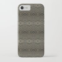 metallic iPhone & iPod Cases featuring Metallic by Sarah McMahon