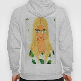 The Banana Leaf Gaze Hoody