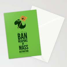 Occupy Jurassic Park Stationery Cards
