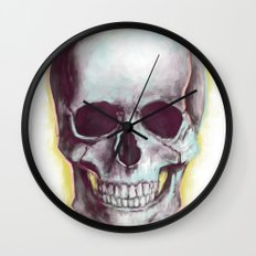 UNCOVERED Wall Clock