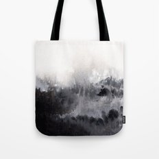 Watercolor abstract landscape 16 Tote Bag