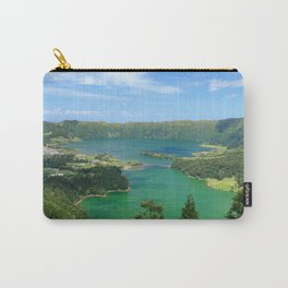 Lakes in Azores Carry-All Pouch