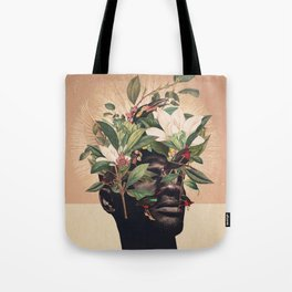 Birds are my Real Origin Tote Bag
