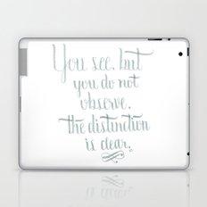 Observation Laptop & iPad Skin