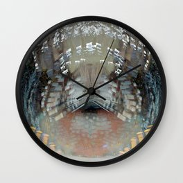 Hurtling in a void despite obstinate machinations, 1. Wall Clock