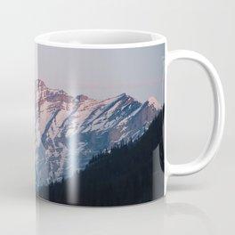 Golden Hour in the Rockies Coffee Mug