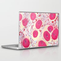 eggs Laptop & iPad Skins featuring Eggs by Debbie Chessell