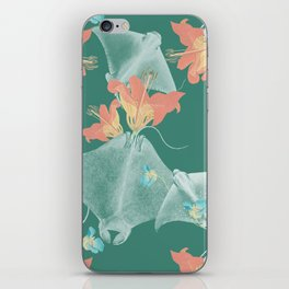 Lilies that sting iPhone Skin