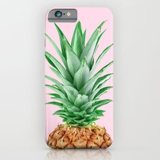 Pink Pineapple Slim Case iPhone 6s