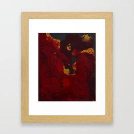 von Willebrand Framed Art Print