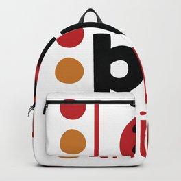 Love bug tribe shirt Backpack