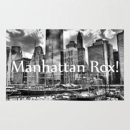 Manhattan Rox! Rug