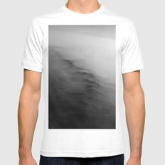 Clouds & Hills MEDIUM Mens Fitted Tee White