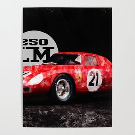 250 LM Poster