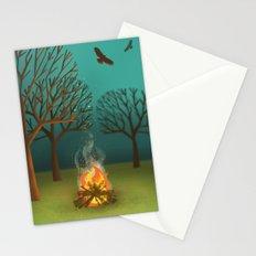 Fireside Stationery Cards