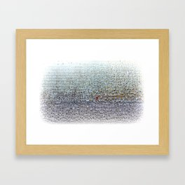 Water No.2 Framed Art Print