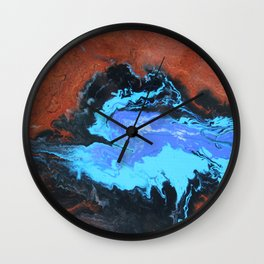 Karijini Wall Clock