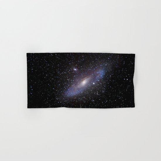 Galaxy Andromeda Hand & Bath Towel