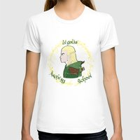 legolas T-shirts featuring Legolas by Art of Tyler Newcomb