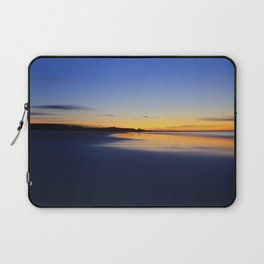 While I walked down to the beach Laptop Sleeve