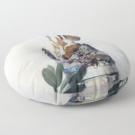 Sage and Bone Floor Pillow