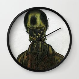 Decomposer Wall Clock