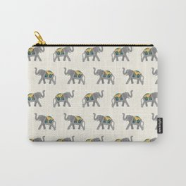 Walk like an Elephant Carry-All Pouch