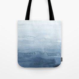 Indigo Abstract Painting | No. 4 Tote Bag