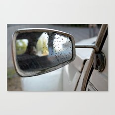 Backseat Canvas Print