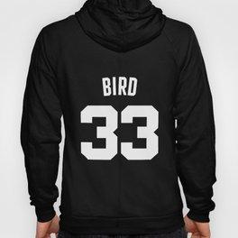 Boston Men's 33 Bird Player Nba Bost Hoody