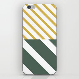 Forest x Stripes iPhone Skin