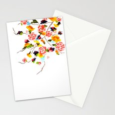 Floral Painting Stationery Cards