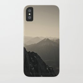Mountain Side Color Photography Germany Europe Nature iPhone Case