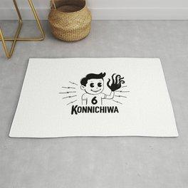 Konnichiwa Rug