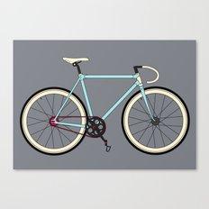 Classic Road Bike Canvas Print