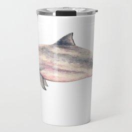Tucuxi (Sotalia fluviatilis) Travel Mug