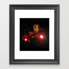 Ironman MK1  Framed Art Print